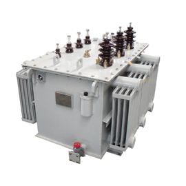 S(B)H 15-M sealed non一crystaling alloy power transformer